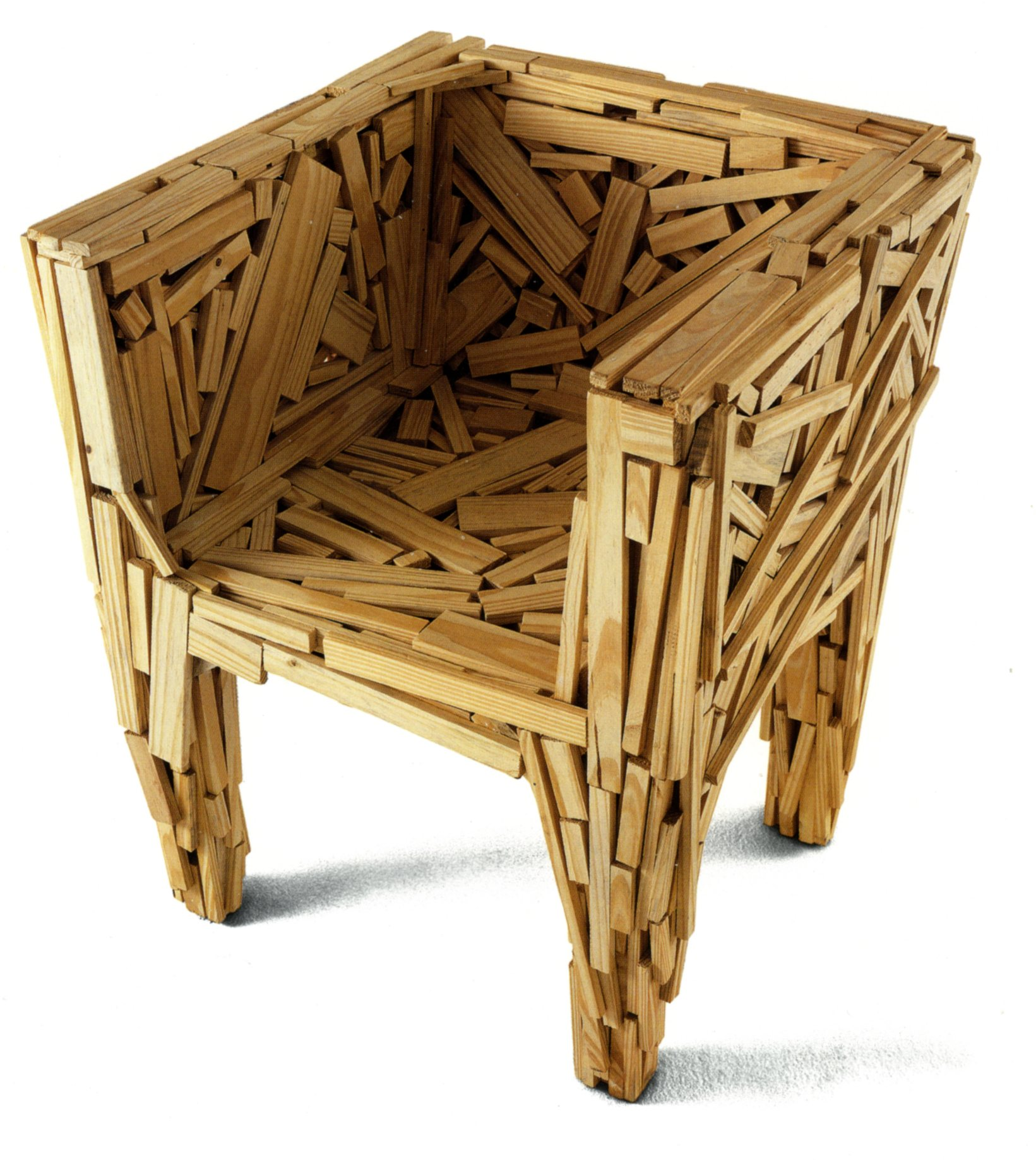 Favela Chair By The Campana Brothers