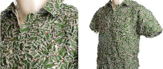 Campina brothers designed Lacoste shirts produced by women in a Rocinha cooperative
