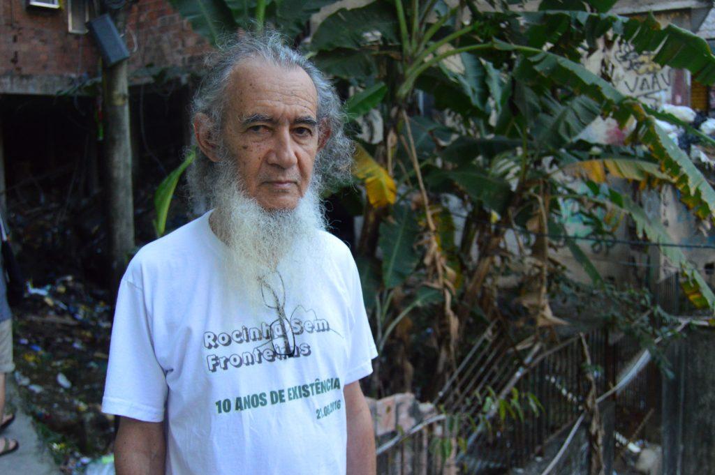 Co-Founder of Rocinha Sem Fronteires