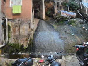 Rocinha Sem Fronteiras are calling for urgent solutions for Rocinha's sewage problems