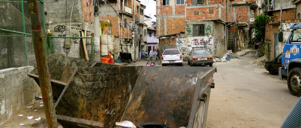 Favelas have been historically neglected