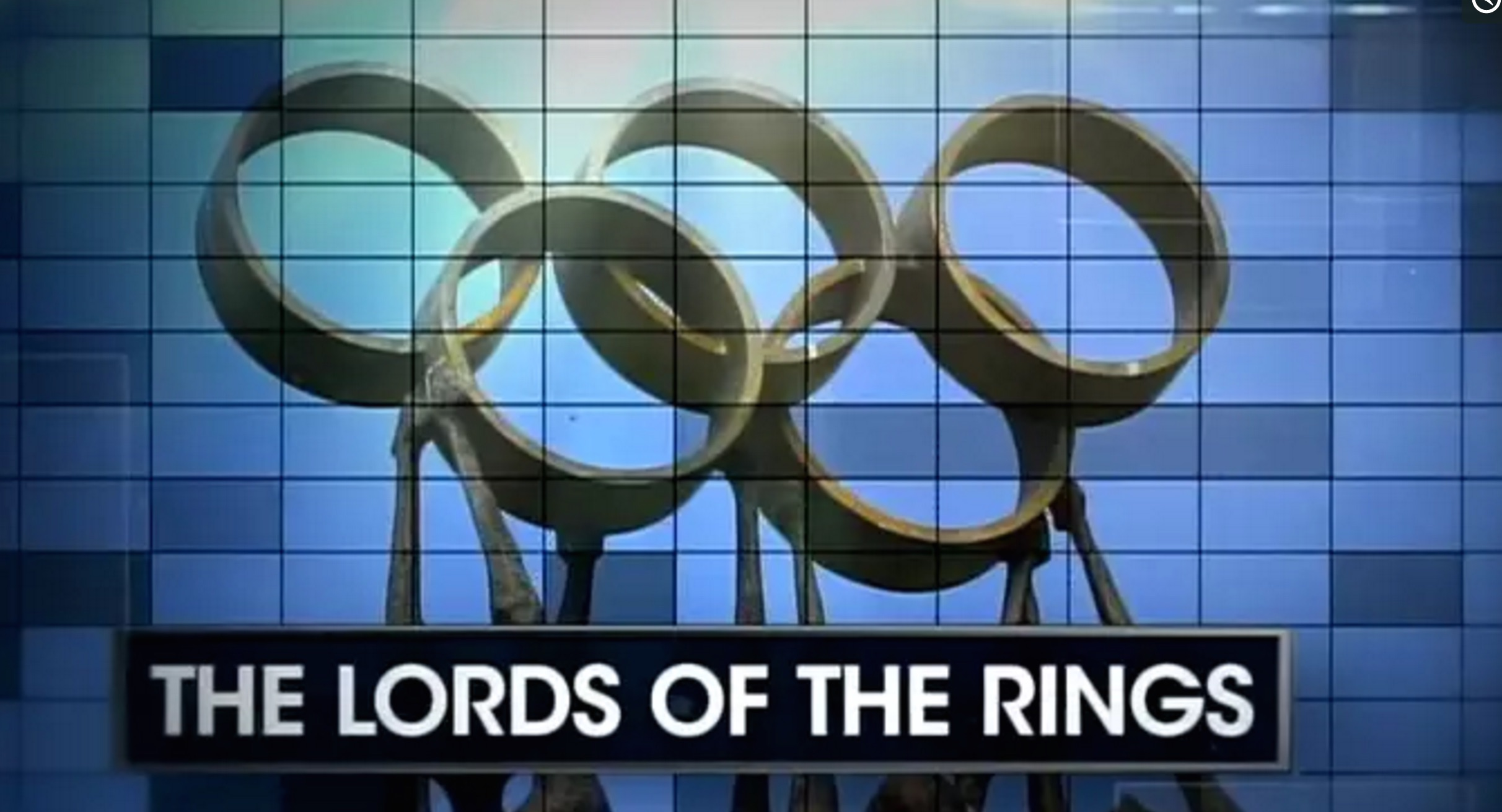 The olympic problem hbo details history of olympic human rights the lords of the rings hbo real sports buycottarizona
