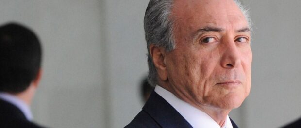 Temer became the first PMDB president since Jose Sarney when he took office in August.