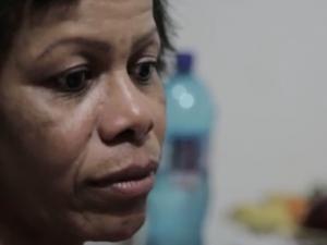 Cenira do Santos Pereira has suffered with depression since being removed from Vila Autódromo