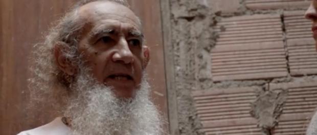 Jose Martins from Rocinha Sem Fronteiras. Still from HBO documentary