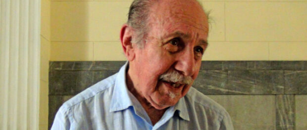 Paul Singer, father of the Brazilian solidarity economy movement
