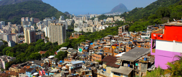 View from Laboriaux, top of Rocinha
