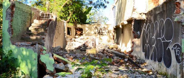 The remnants of failed public policies in Vila Autódromo
