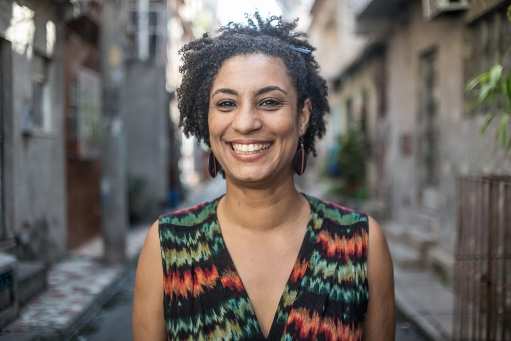 Marielle Franco from Maré has been elected to Rio's city council