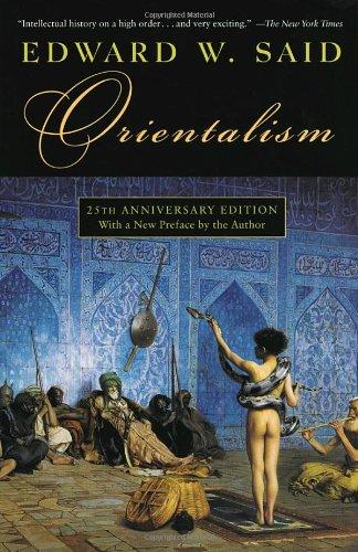 Saïd's description of the 'exotic' Orient
