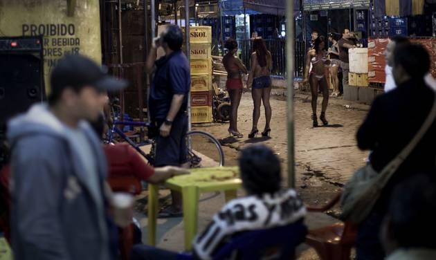 Rio de janeiro sex trade