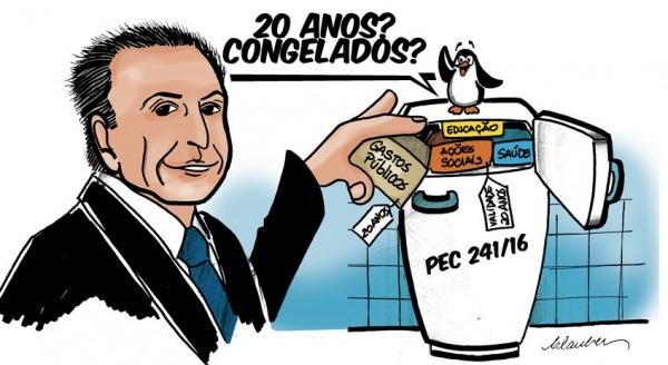 PEC 241 Cartoon