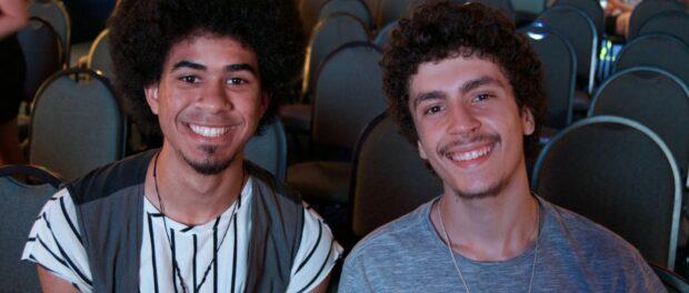 Matheus and Daniel