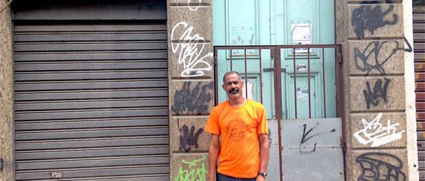 Eduardo Souza, president of the Gamboa Neighborhood Association