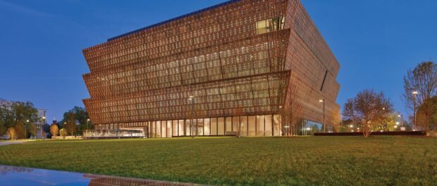Smithsonian National Museum of African American History and Culture, Washington, D.C. (Photo: Alan Karchmer/NMAAHC)