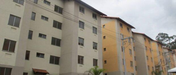 Minha Casa Minha Vida public housing in Campo Grande. Photo by: Rafaella Barros / Agência O Globo