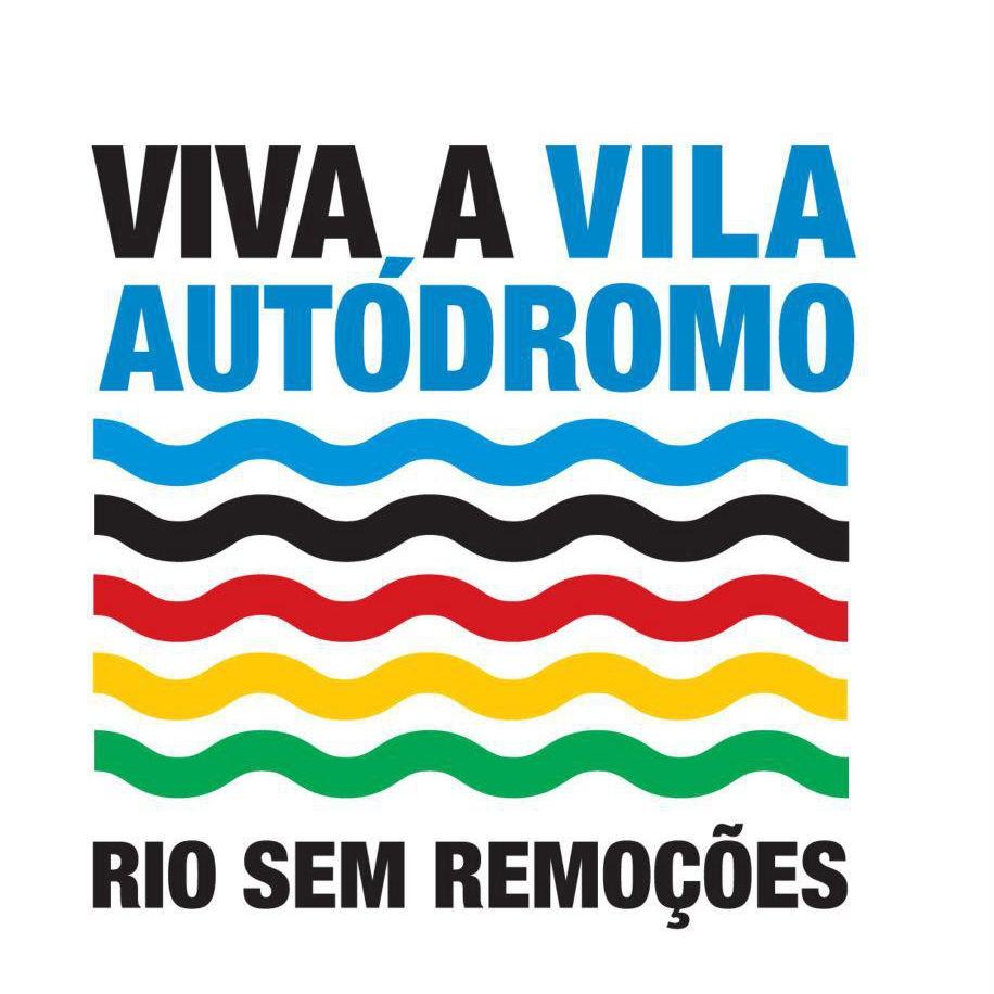 Resistance logo Vila Autódromo (Photo: Facebook Vila Autódromo)
