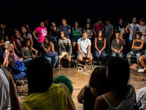 Maré LGBT Theater Group - Photo by Douglas Lopes