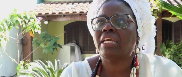 Heloisa Helena in Front Line Defenders video