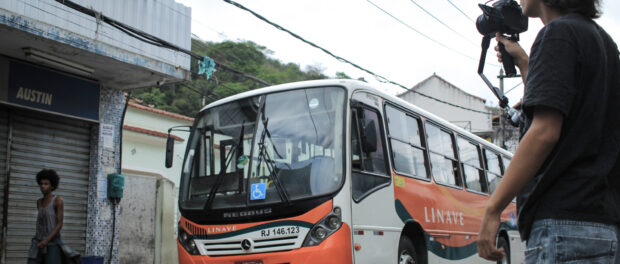 Trajetos - Austin X Central do Brasil. Photo Courtesy of Canal Plá