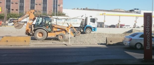 BRT construction
