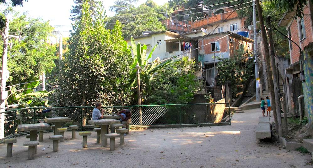 The Power Of The Plaza: Favela Led Crime Prevention Through Environmental  Design In Babilônia