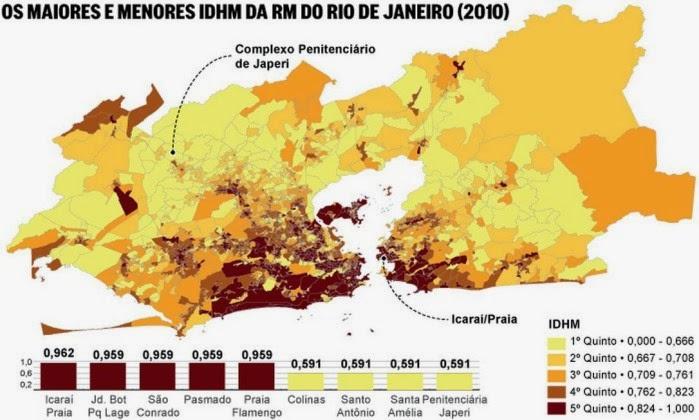 Human Development Index Map by UN Development Program in 2010 - Darker areas with highest index .