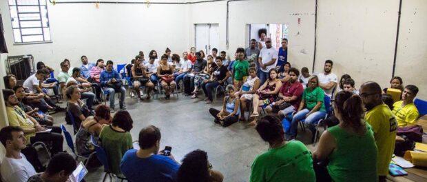 Image from Fórum BASTA DE VIOLÊNCIA Outra Maré é Possível Facebook Page
