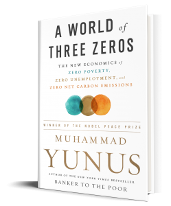 A World of Three Zeros book cover