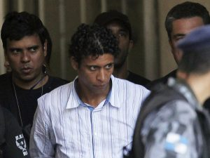 Nem after his arrest in 2011. Photo by A/A Beatriz / Reuters