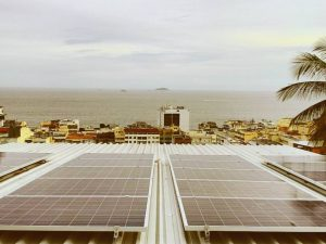 View from RevoluSolar Panels