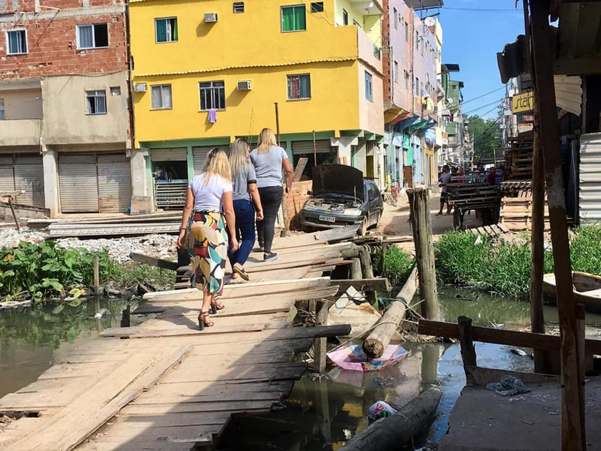 Still Threatened With Eviction, Rio das Pedras Shifts Focus