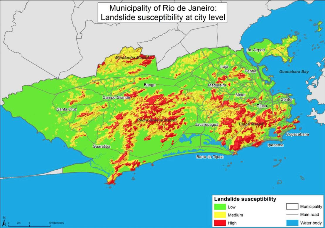 Rio de Janeiro\'s Landslide Mitigation Tactics, Part 1: A ...