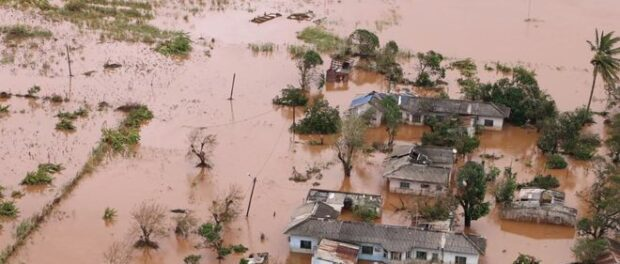 Destruction by Cyclone Idai. Photo: Getty Images