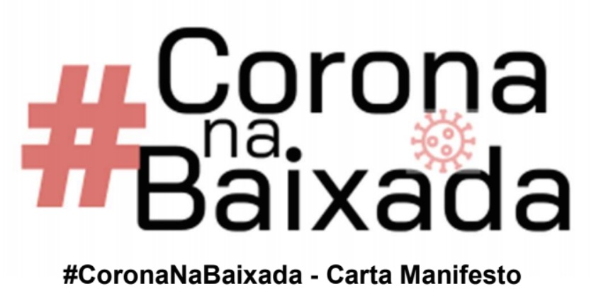 Corona in the Baixada Fluminense campaign
