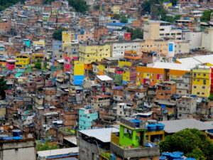 Rocinha. Photo: CatComm/RioOnWatch