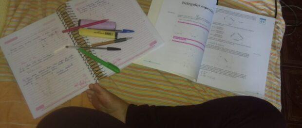 Learning at home: Juliana Avelar