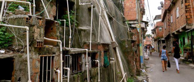 Water provisions in Pica-Pau Cordovil