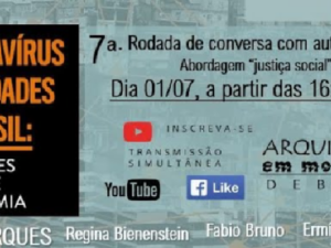 Coronavirus and the Cities in Brazil LIVE promo