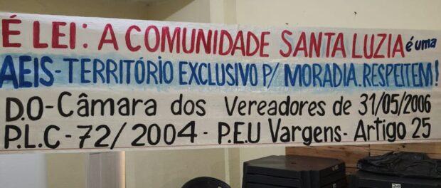 Santa Luzia, Area of Special Social Interest: Fladimir Fonseca