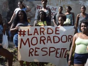 Complexo do Viradouro Favelas Women Mobilize to Face the Military Police Occupation