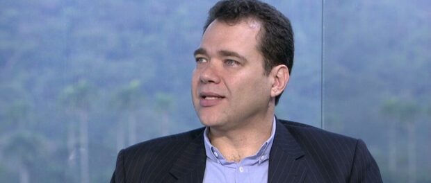 Rio's Mayoral MDB Nominnee for election Paulo Messina