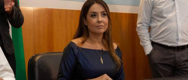 Rio's Mayoral PSC Nominnee Glória Heloiza