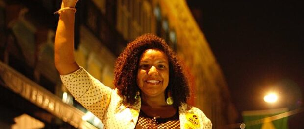 Rio's Mayoral PSOL Nominnee for election Renata Souza