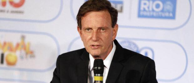 Rio's Mayoral Republicanos Nominnee for re-election Marcelo Crivella