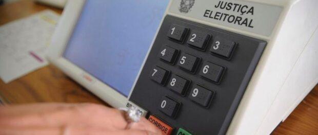 Brazilian Electronic Voting System. Foto por: Fabio Pozzebon/Agência Brasil.