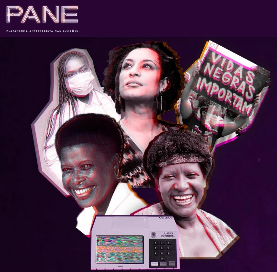 Plataforma Antirracista (Antiracist Platform) PANE.