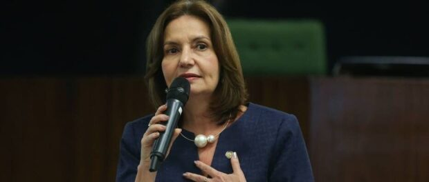 Mayoral candidate Martha Rocha. Photo by: José Cruz/Agência Brasil.