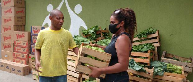 Vila Sapê Residents' Association in action